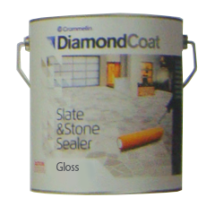 DiamondCoat Slate & Stone Sealer Gloss