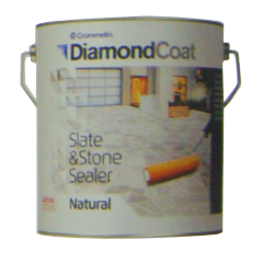 DiamondCoat Slate & Stone Sealer Natural