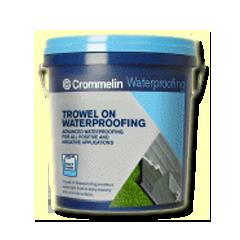 Trowel on Waterproofing - Trong nhà