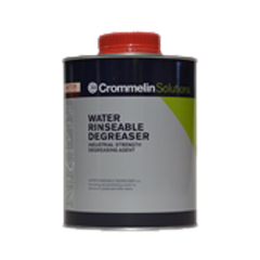 Water Rinsable Degreaser